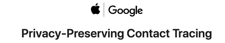 contact tracing apple google